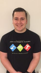 Callum- Sports Injury Therapist - Orpington