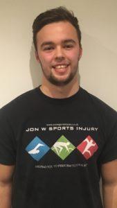 Jack - Sports Injury Therapist - Bromley