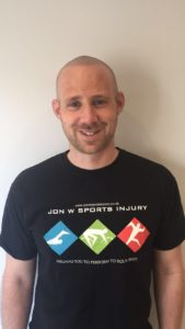 Jon - Head Therapist - Orpington