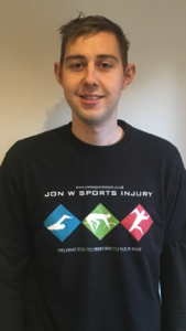 Sean - Sports Injury Therapist - Bromley