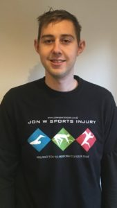 Sean - Sports Injury Therapist - Orpington