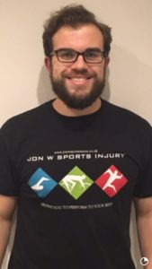 Steve - Sports Injury Therapist - Orpington