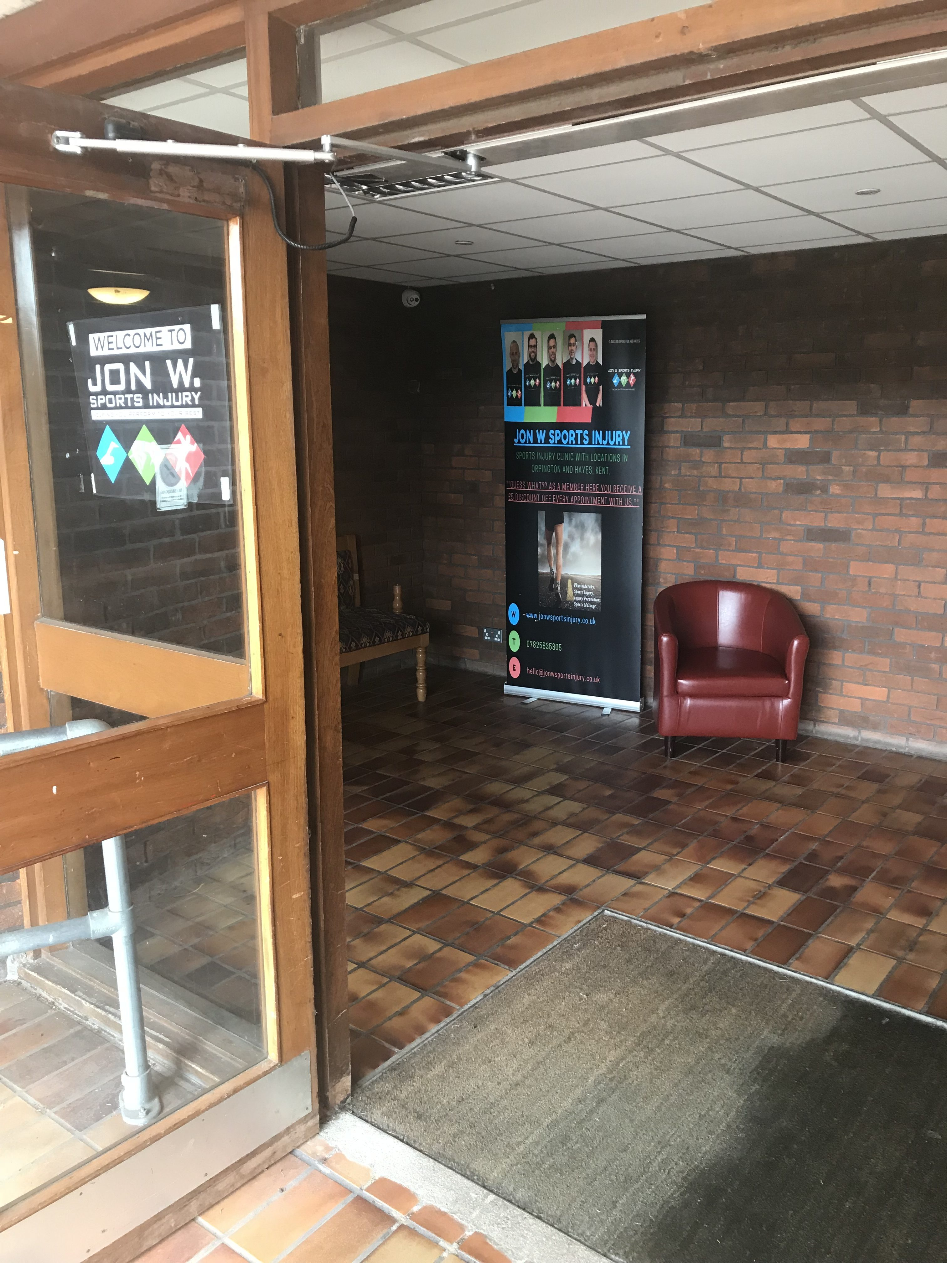 Warren Waiting Area