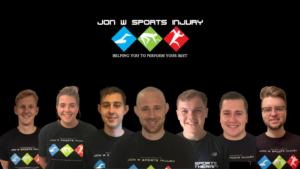 Jon W Sports Injury Team 2021